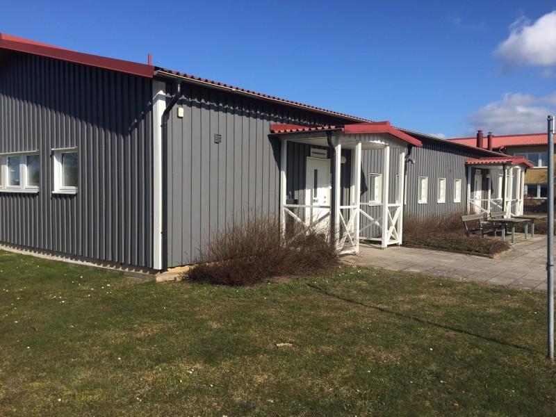Brf Skärans föreningslokal som bland annat används för stämmor, styrelsemöten och medlemsträffar.